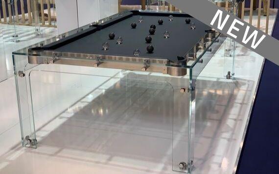 Biljart - Biljart - Toulet - Design - Luxe - Klassiek - Biljarttafel
