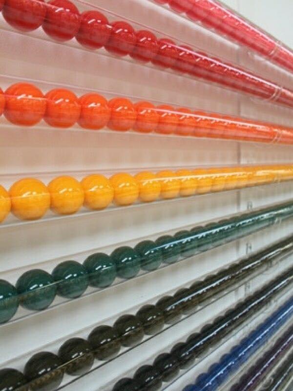 decoratieve biljartballen